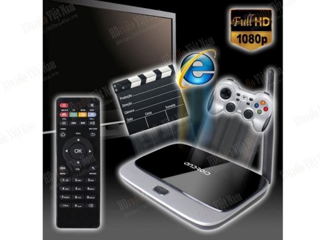 Bất ngờ cấu hình khủng của Android Box kiêm Mini PC Q7 – Android TV